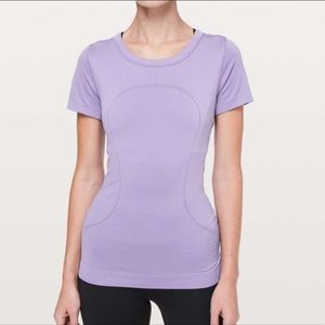 Lululemon swifty tops